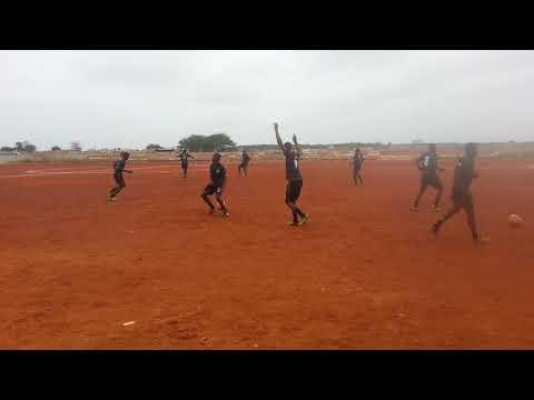 Jogo Do Sporting De Angola vs Power Sport Club