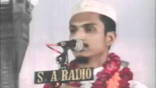 11 M.Sharif Raza, Pali Raj. INDIA, Naat - Mohammed Mustafa Sa Koi Data Ho Nahi Sakta...