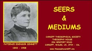 A Quick Blast of Theosophy  - Seers & Mediums