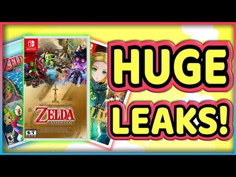 NEW Nintendo Switch Leaks Appear! | Zelda 35th Games STILL Coming?!
