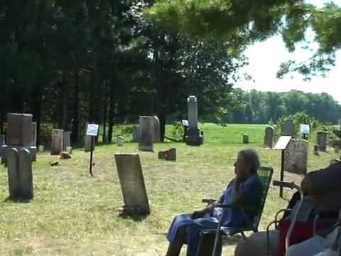 The Dedication of the Ripley Cemetery