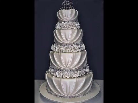 Beautiful Wedding Cakes 2016   YouTube Beautiful Wedding Cakes 2016