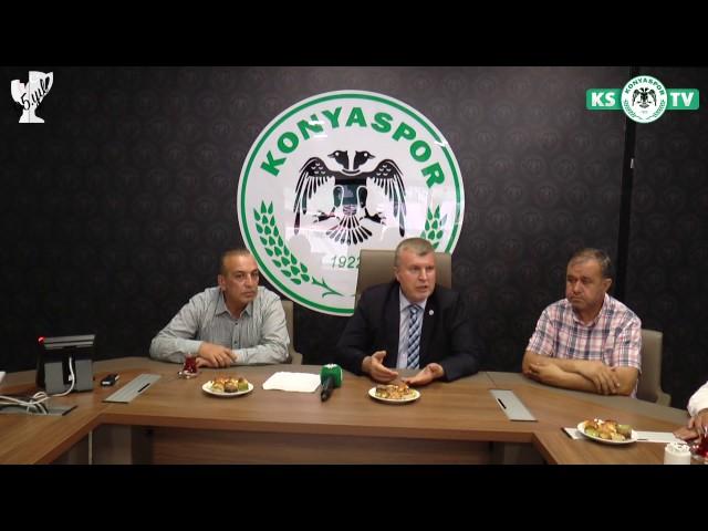 """""""Konyaspor sahipsiz değildir"""""""