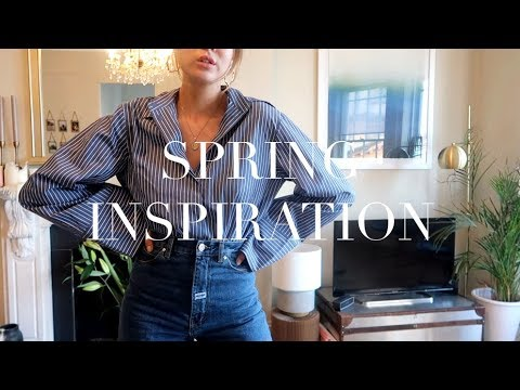 Spring Inspiration - What I Want To Wear This Spring