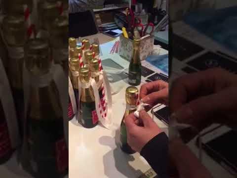 Bespoke Hand Prepared Champagne Gifts