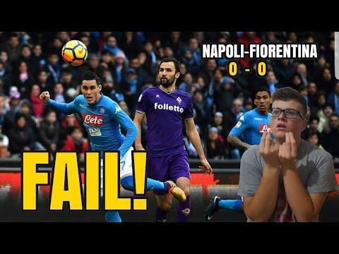 NIENTE PRIMO POSTO: NAPOLI-FIORENTINA 0-0