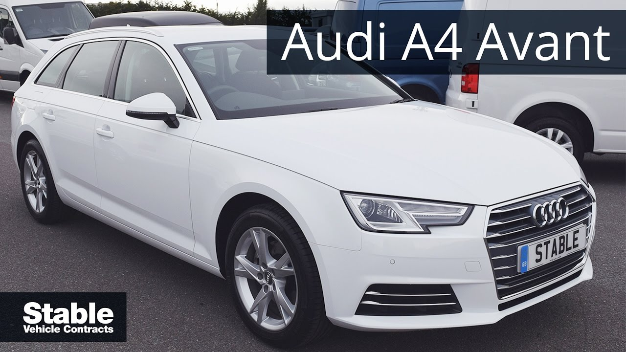 2016 Audi A4 Avant 1 4 Tfsi Sport Walk Around Youtube