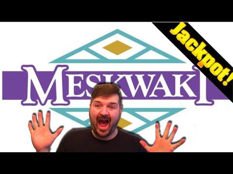 💥💥💥 I Got A JACKPOT HAND PAY At Meskwaki Casino! 💥💥💥