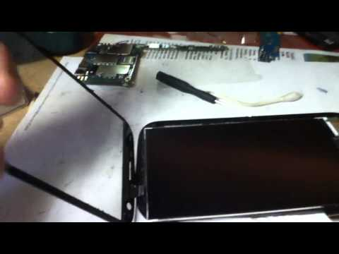 ZTE Grand X Z777 digitizer touch screen glass replacement