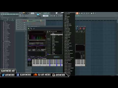 Free Download Friday | Infinity Synth by Stagecraft | WIN/MAC