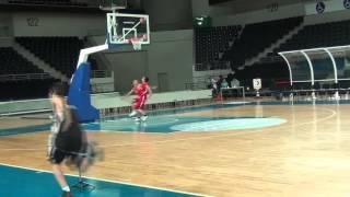 Ankara Basketbol Milli Takım Seçmeleri 10.11.2012.avi