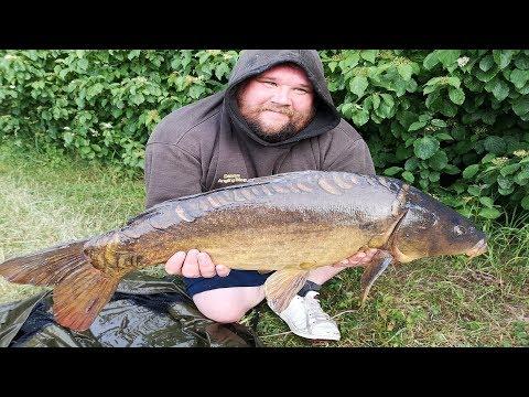 Carp Fishing : Totally Wild 18lb Canal Carp Pt4