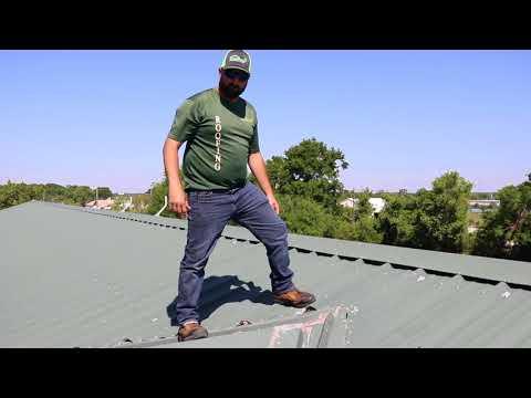 A Bad Metal Roof