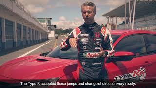 Type R Challenge   Estoril with Tiago Monteiro