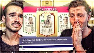FIFA 19 : Garantierte ICON DISCARD PACK BATTLE !! 😱🔥
