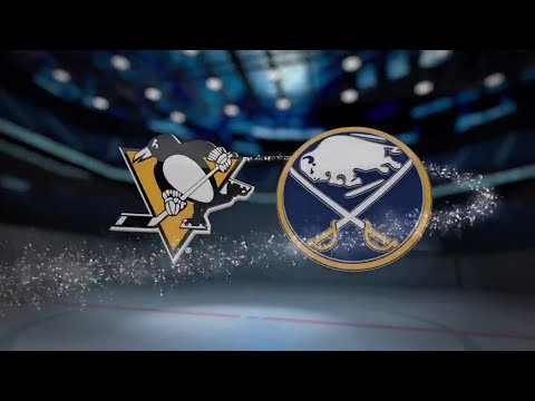 Pittsburgh Penguins vs Buffalo Sabres – Dec. 01, 2017 | Game Highlights | NHL 2017/18 Обзор