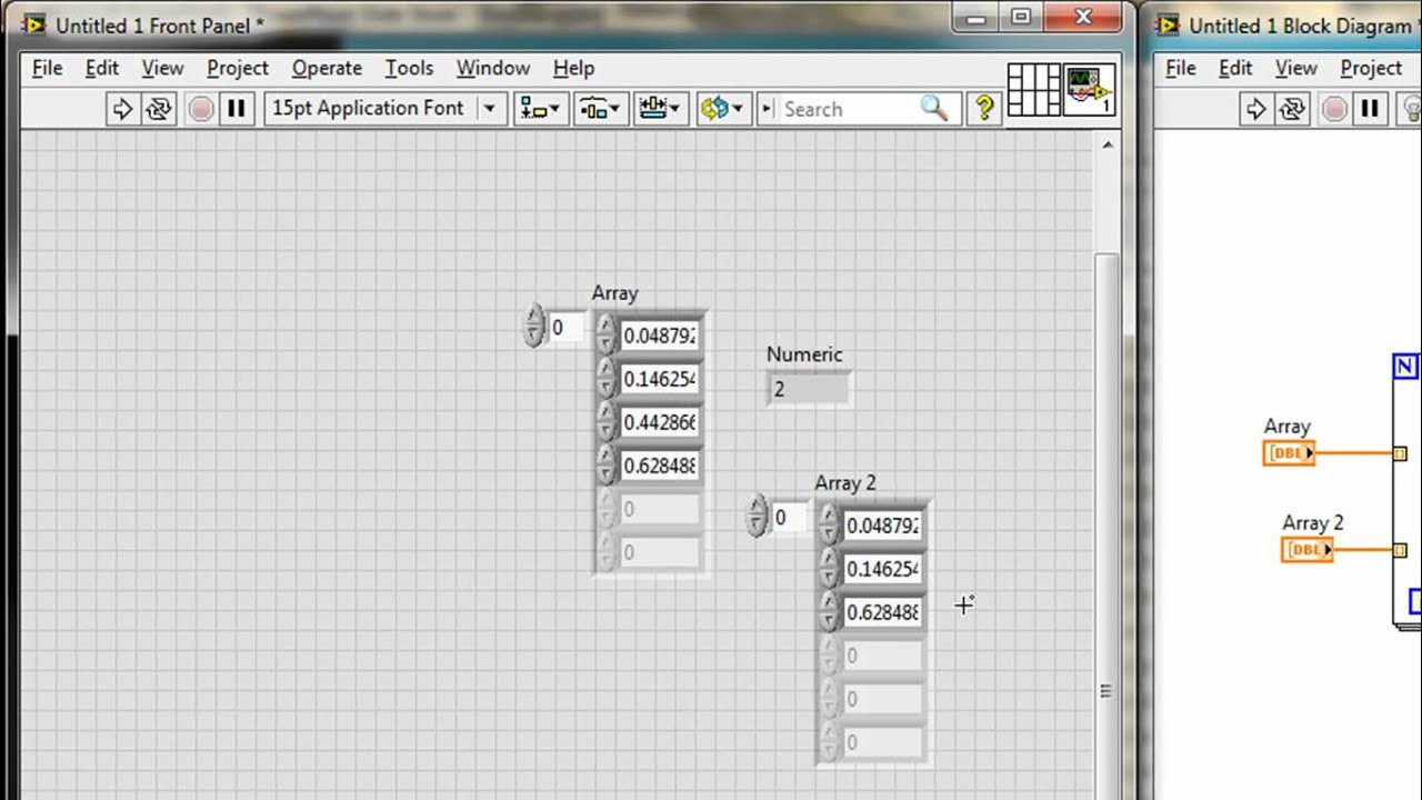 Vi high 32 clad exam prep indexing an array into a labview for vi high 32 clad exam prep indexing an array into a labview for loop determining of iterations xflitez Images