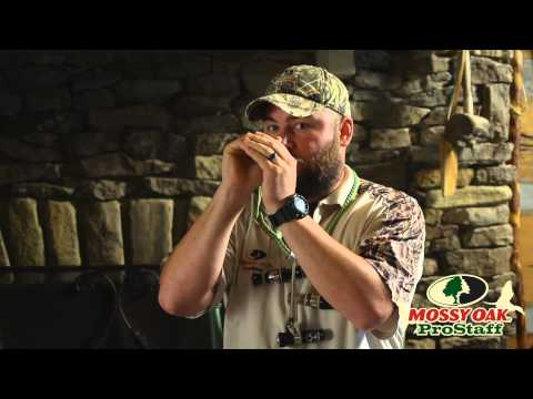 Goose Calling tips Mossy Oak Pro-Staff