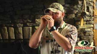Goose Calling tips Mossy Oak Pro-Staff