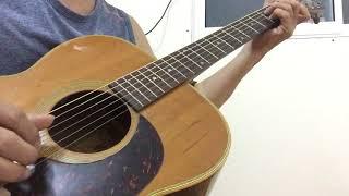 Đoạn tuyệt - Phương Anh - guitar solo - cover