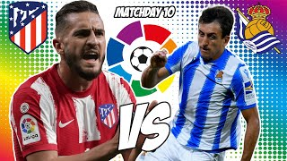 Atletico Madrid vs Real Sociedad 10/24/21 La Liga Soccer Free Pick, Free Soccer Betting Tips screenshot 4