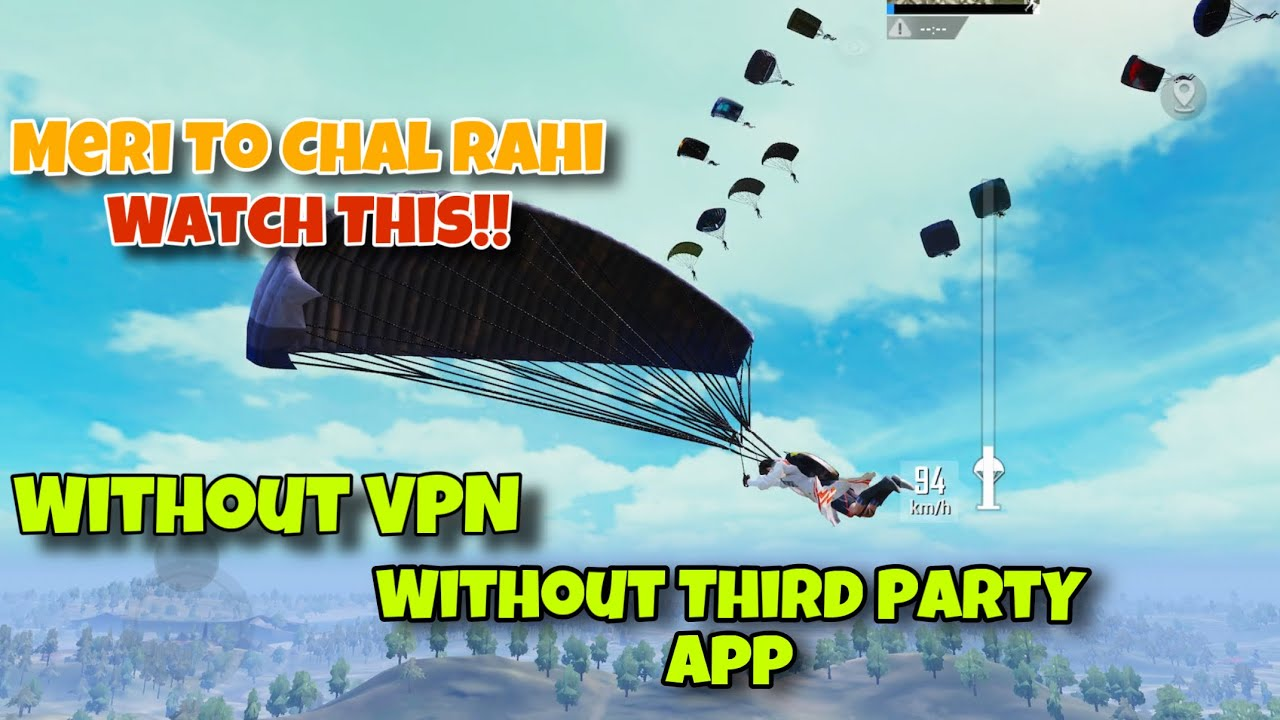 HOW TO PLAY PUBG AFTER BAN | MERI TO CHAL RAHI HAI - PUBG BANNED? NO PROBLEM | PUBG MOBILE