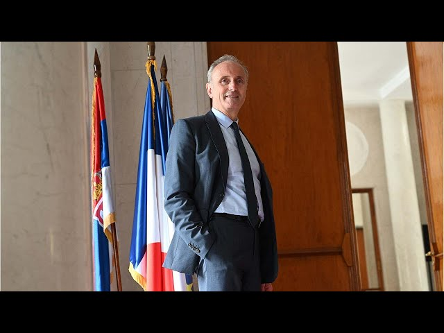 French Ambassador to Serbia Jean-Louis Falconi address on National Day of France (English language)