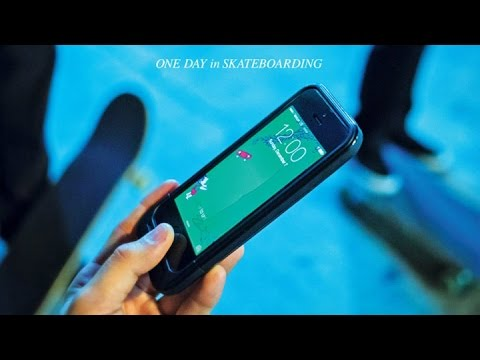 One Day in Skateboarding