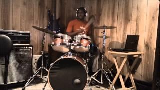 Collard Greens-Schoolboy Q (ft Kendrick Lamar) drum cover