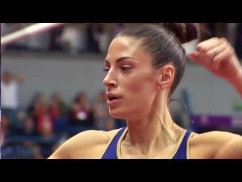 European Athletics Indoor Championships in Belgrade 2017 HIGHLIGHT