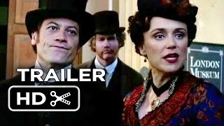 The Adventurer: The Curse of the Midas Box Official Trailer #1 (2014) HD