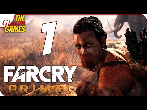 Far Cry Primal Прохождение ► ТЫ БЕЖАТЬ, ТИГР ДОГОНЯТЬ ► #1