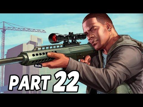 Let's Play GTA 5 PS4 Gameplay German Deutsch #22 - Das Team legt los !
