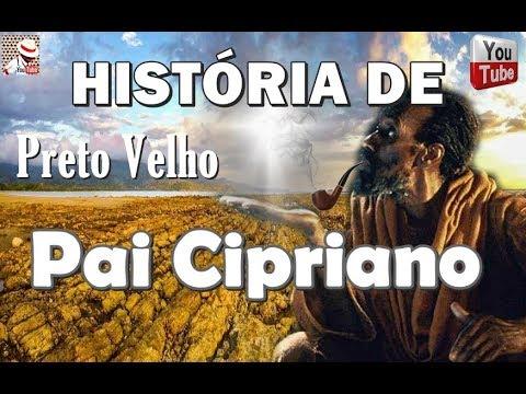 HISTÓRIA DO PRETO VELHO PAI CIPRIANO DE UMBANDA
