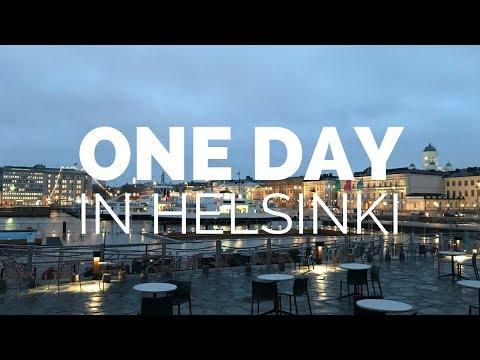 End of November in Helsinki