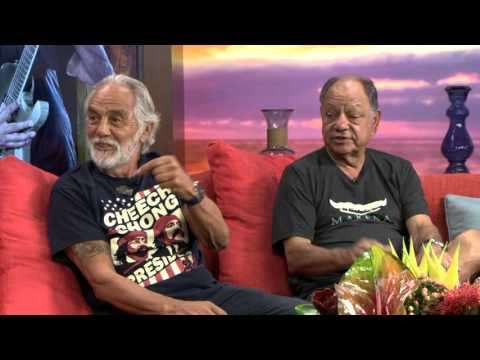 Grace Lee Interviews - Cheech and Chong