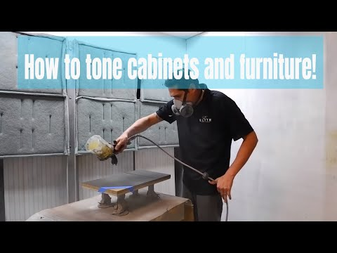 Make Your Cabinets A Darker Stain Color