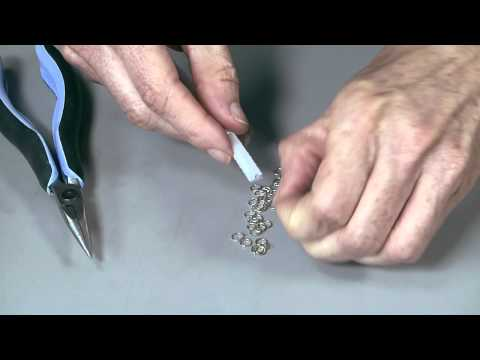 how to solder jump rings