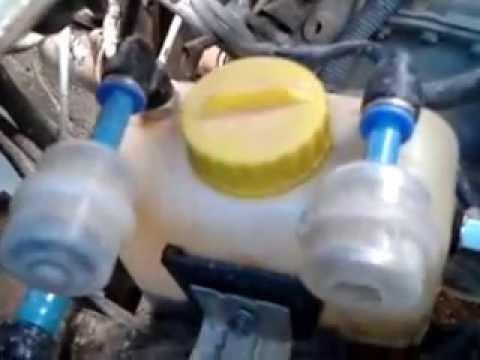 Vapor De Gasolina - Como Fazer Para O Reservatório Borbulhar