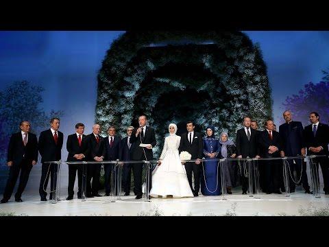 Prime Minister of Albania Edi Rama invited to Erdogan daughter's marriage