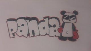 Graffiti #1 : Panda