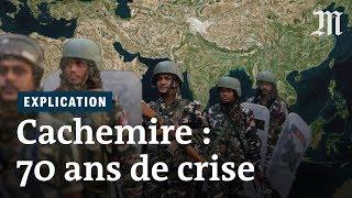 Cachemire: aux origines des tensions entre l'Inde et le Pakistan