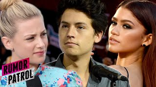 Zendaya RESPONDS To Tom Holland's Girlfriend?! Lili Reinhart SHADES Cole Sprouse?! (Rumor Patrol)