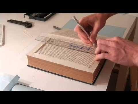 Make a Book with a Secret Compartment 📕