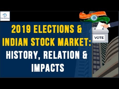RELATIONSHIP BETWEEN THE ELECTION AND  STOCK MARKET!
