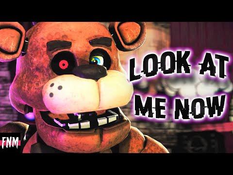 """FNAF SONG """"Look"""