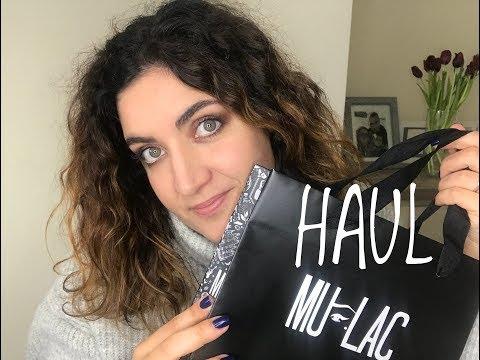 Haul MULAC Store & beauty Bio 💄🛍 + Compleanno mio 🎂 e del Canale 🍰
