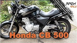 🏍️ 1999 Honda CB 500 PC 32 | Review | Fahrbericht | Test | Probefahrt