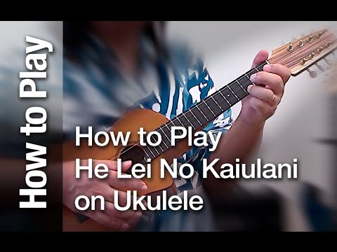 how to play a ukulele on youtube