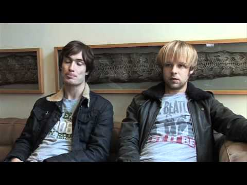 The Coral 2010 - James Skelly and Nick Power (part 1)